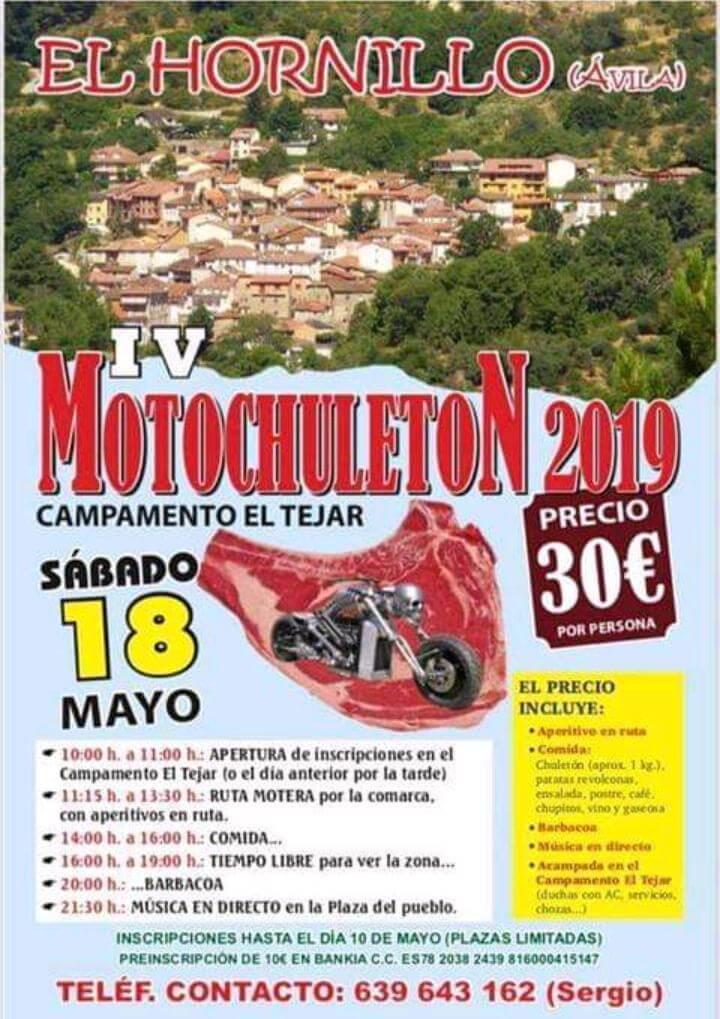 Concentraciones Moteras Ávila
