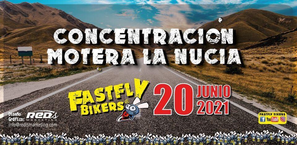 concentracion motos La Nuvia, en Valencia
