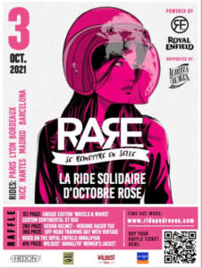 R.A.R.E. Ride And Roses Event Madrid y Barcelona
