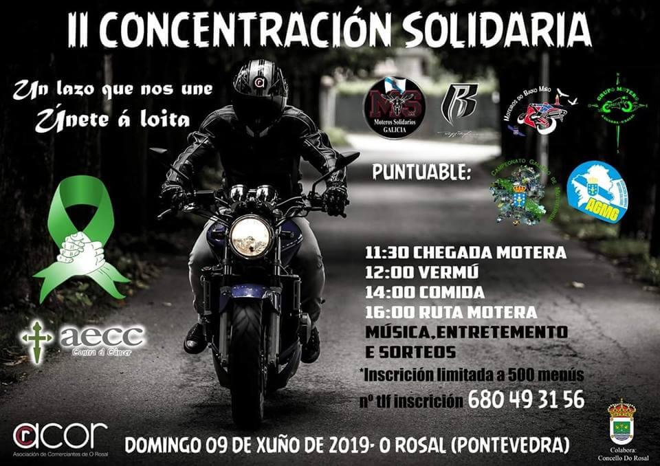 concentraciones moteras Pontevedra