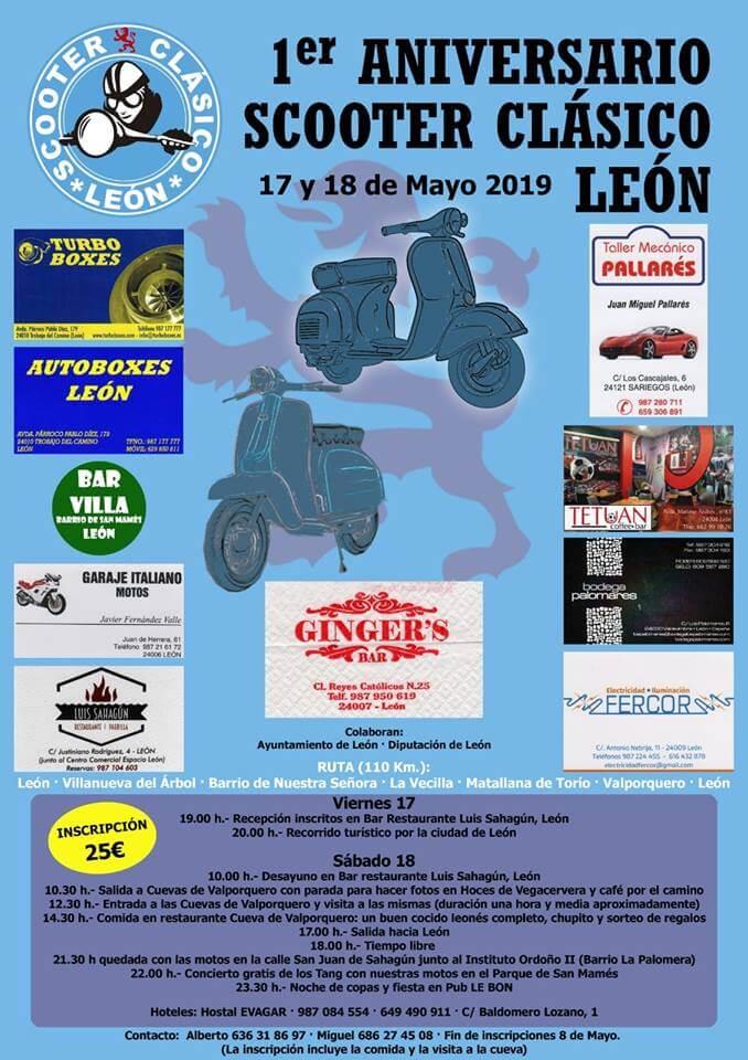 Concentraciones Moteras León