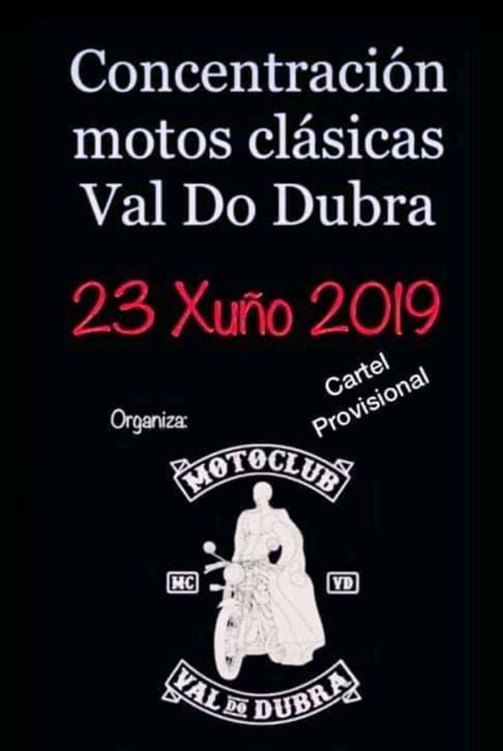 Concentraciones Moteras Coruña