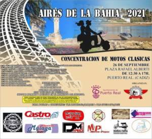 Concentración Motos Clásicas en Cádiz