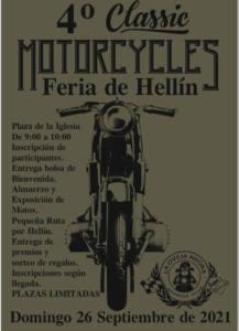 Concentración Motos Clásicas en Albacete