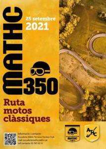 ruta motos clásicas en Terrassa