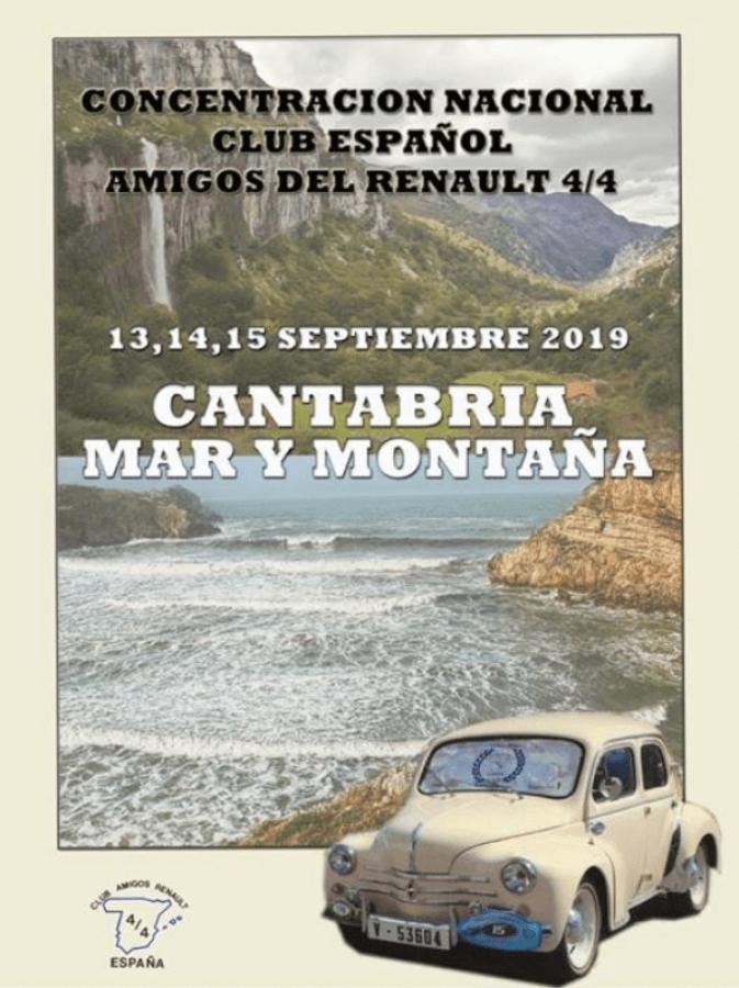 Concentraciones Coches Clásicos Cantabria