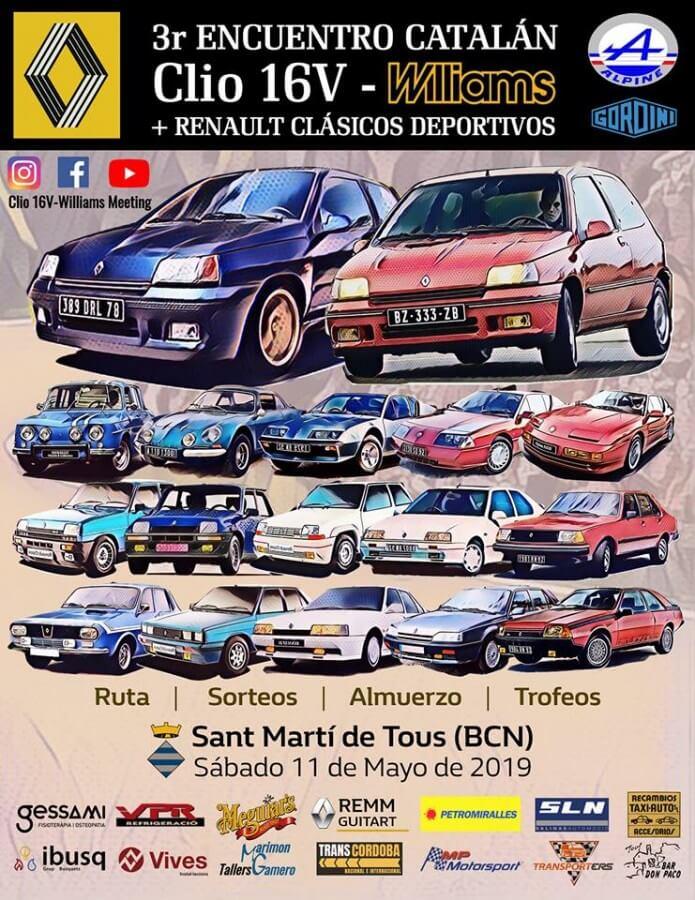 concentracion coches clasicos catalunya
