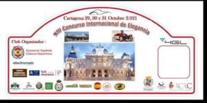 Concurso Internacional de Elegancia en Cartagena