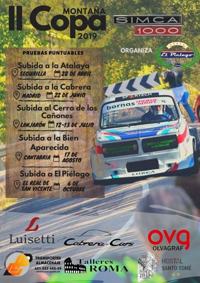 carrera coches clasicos cantabria