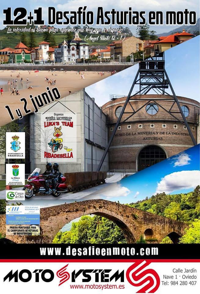 concentraciones moteras Asturias