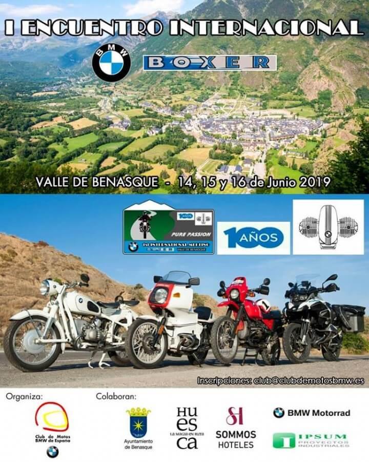 concentraciones moteras Huesca