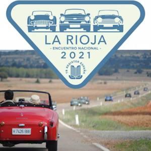 Encuentro Triumph TR en La Rioja