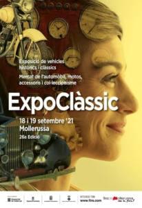 Expo Clàssic en Mollerussa