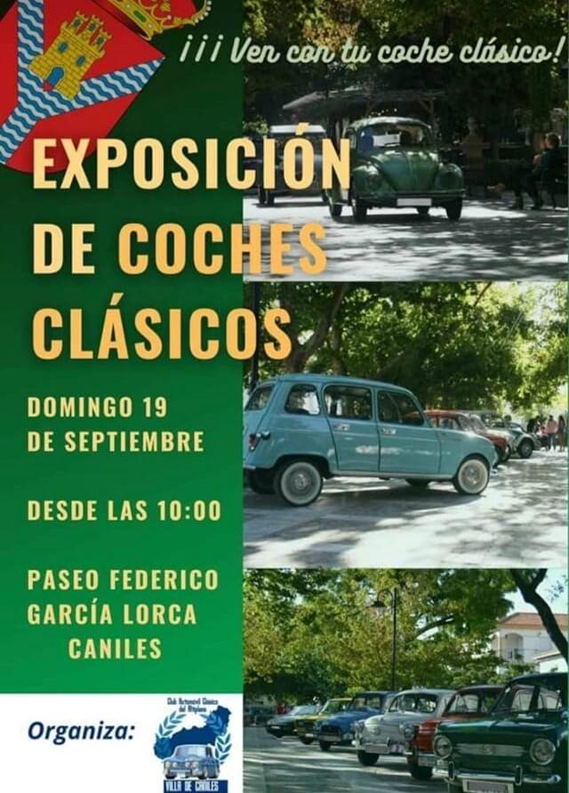 Concentración Clásicos en Caniles, Granada