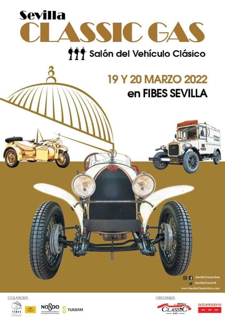 Salón Sevilla Classic Gas