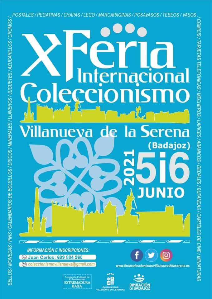 Feria de coleccionismo en Extremadura