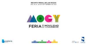 Feria de la Movilidad y la Sostenibilidad en Las Rozas, Madrid.