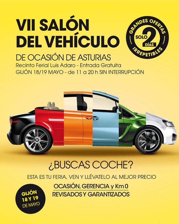 concentracion coches clasicos Asturias