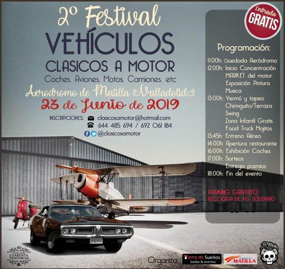 coches clasicos Valladolid