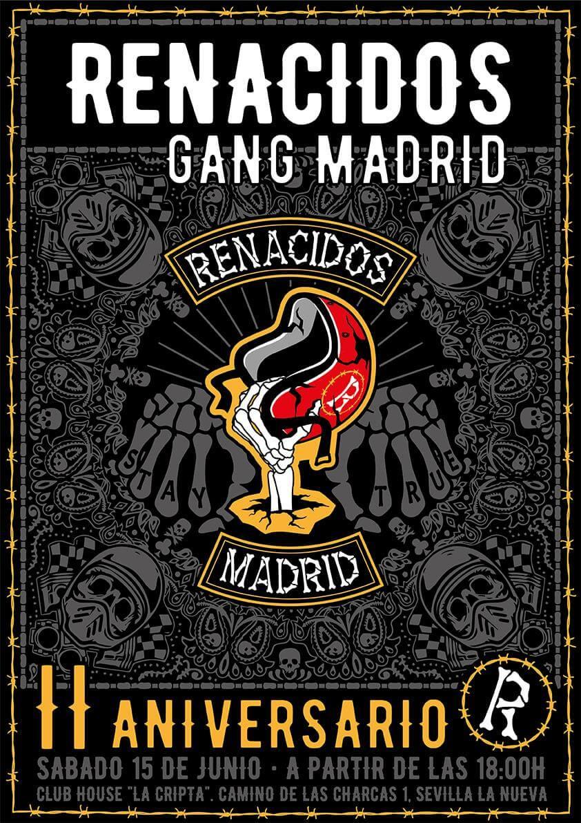 concentraciones moteras Madrid