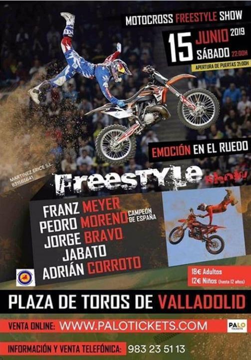 concentraciones moteras Valladolid