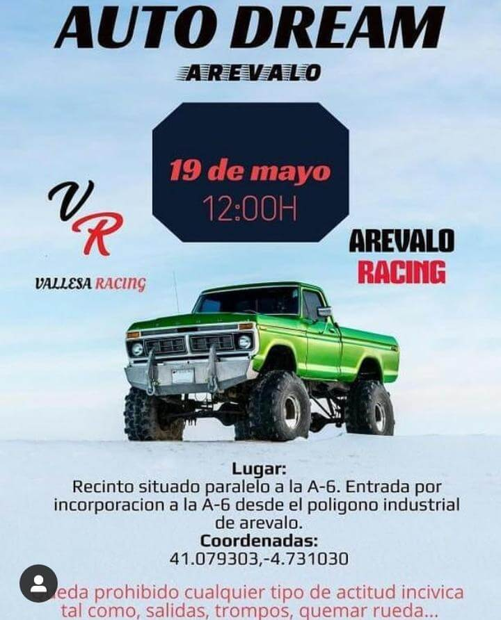 kdd racing Ávila