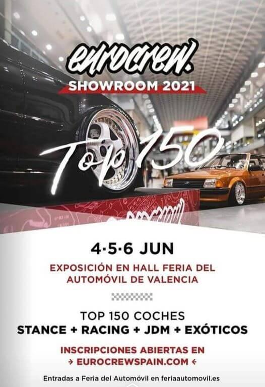 Exposición Coches Racing Tuning en Valencia