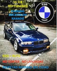 KDD BMW E36 en Madrid