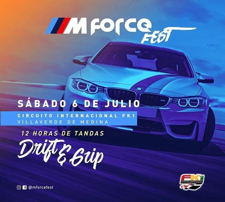 kdd racing BMW Valladolid