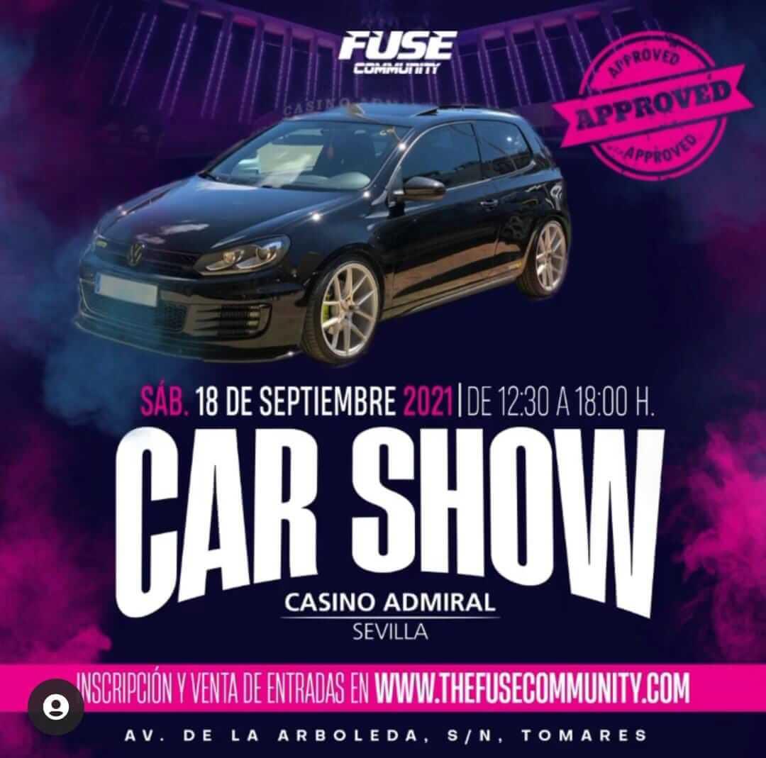 KDD Car Show en Sevilla, por The Fuse Community