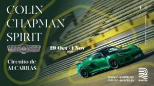 Colin Chapman Spirit en Lleida