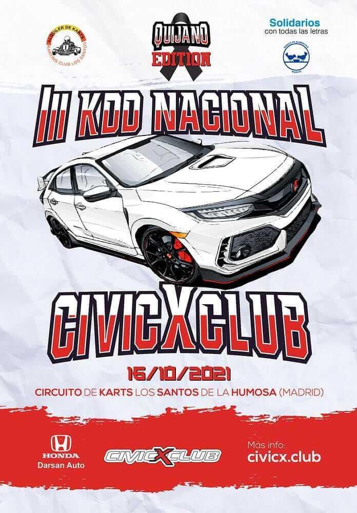 KDD Civic X Club en Madrid