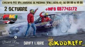 KDD Drift en FK1, Valladolid