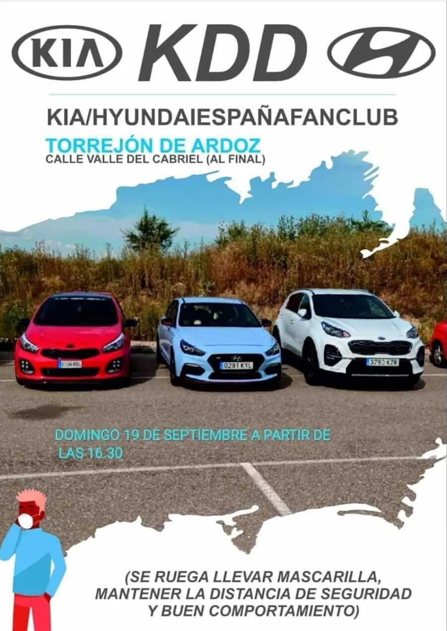 KDD Hyundai en Torrejón de Ardoz, Madrid
