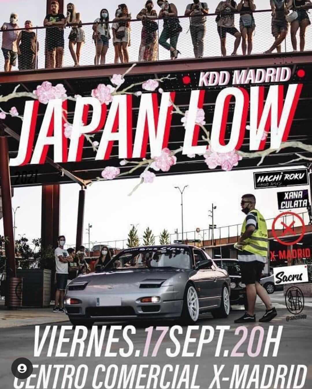KDD Japan Low en Madrid