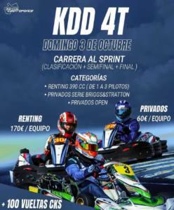 KDD Karting 4T en León