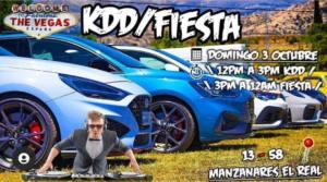 KDD Racing en Manzanares el Real