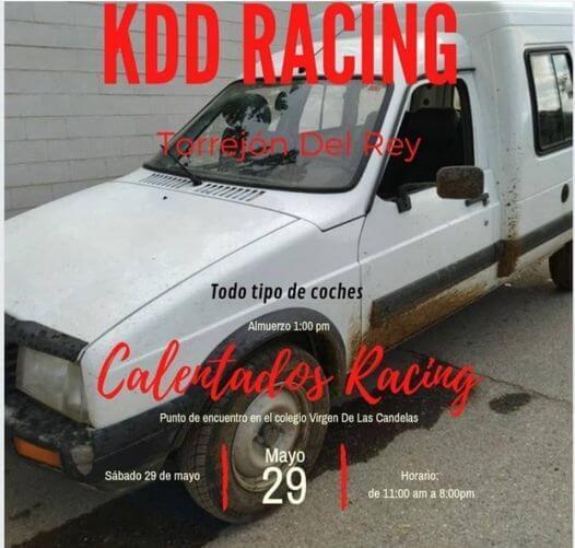 kdd racing en Torrejón del Rey, Madrid