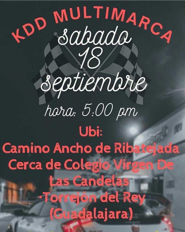 KDD Racing en Torrejón del Rey, Guadalajara