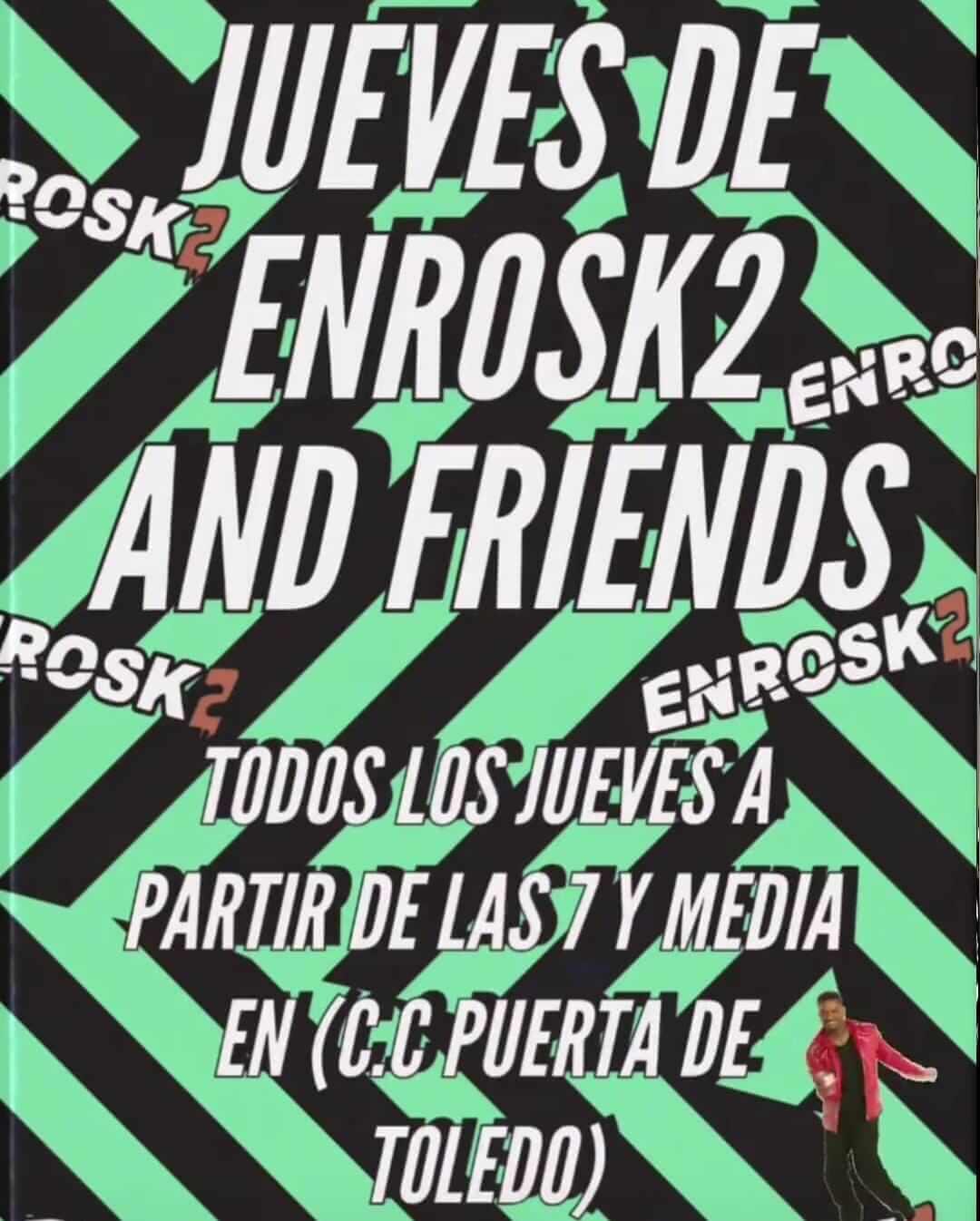 KDD Racing ENROSK2 en C.C. Puerta Toledo, Olías del Rey