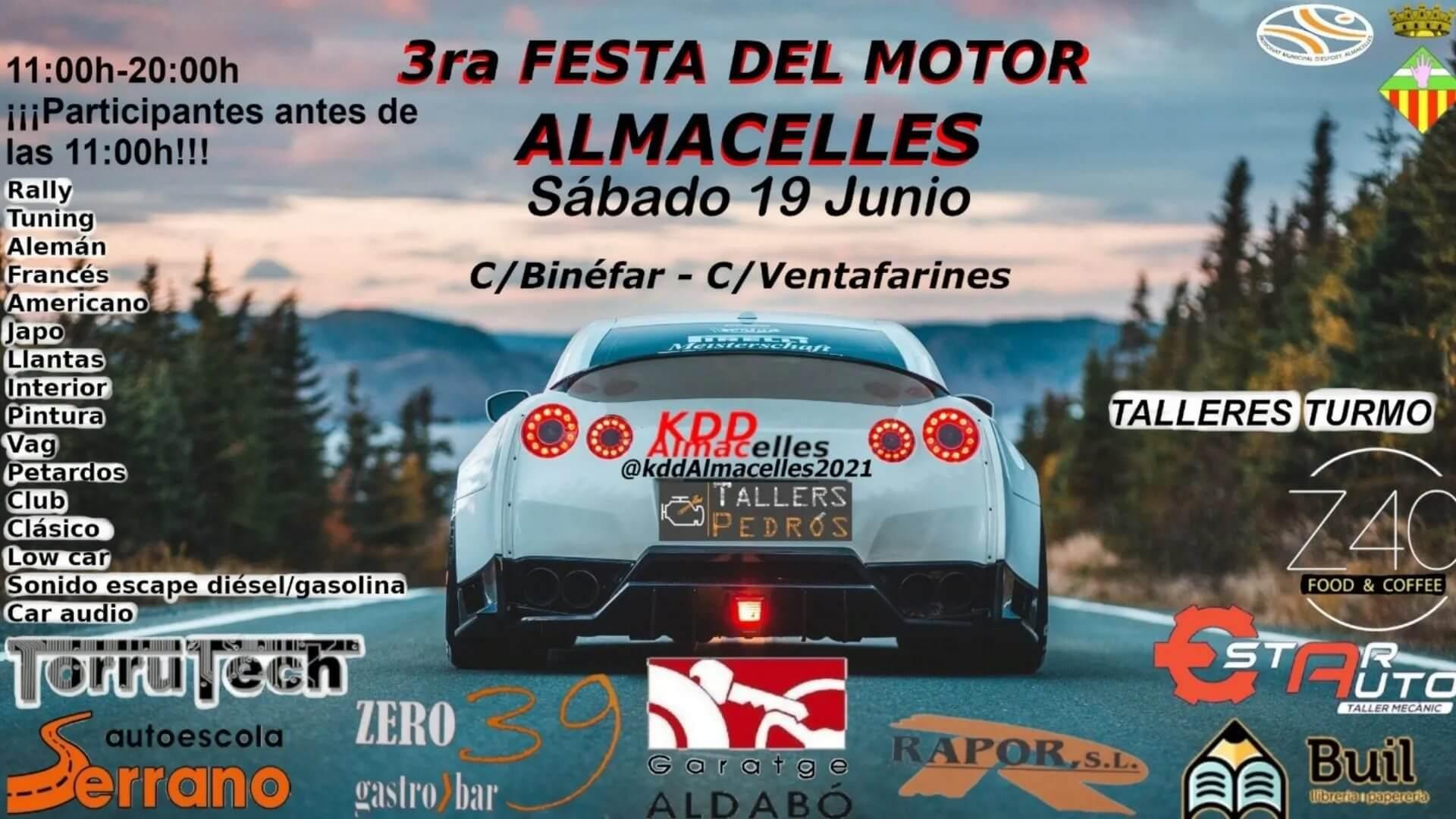 KDD Racing Tuning en Almacelles, Lérida