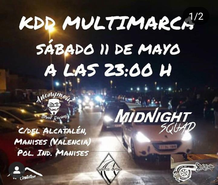 kdd racing valencia