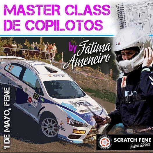 curso copilotos en Galicia