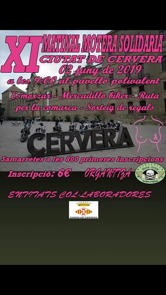 concentraciones moteras Lleida