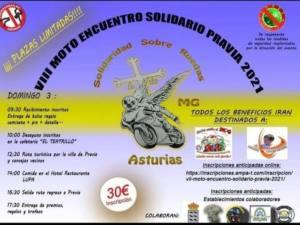 Moto Encuentro en Asturias