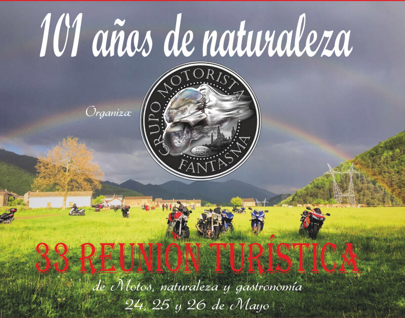 concentracion motera Huesca