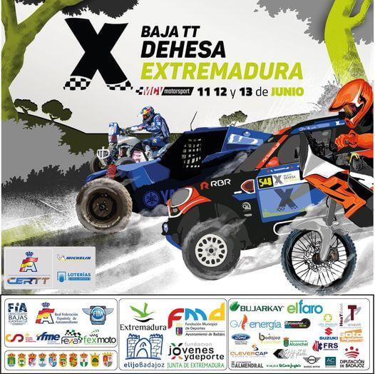 Baja TT Dehesa Extremadura