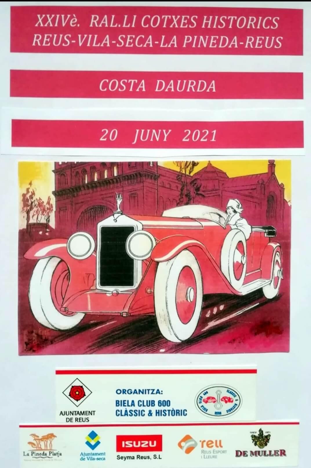 Ral.li Cotxes Historics Reus
