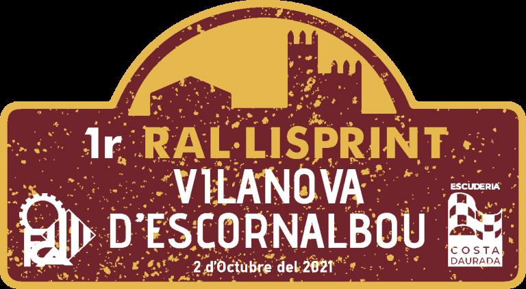 Ral·lisprint Vilanova D'Escornalbou, Tarragona
