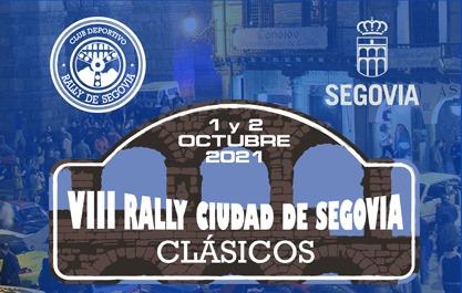Rally Clásicos de Segovia